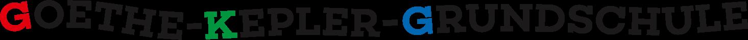Logo der Goethe Kepler Grundschule