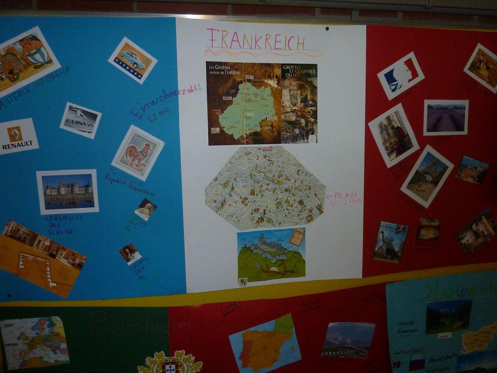 Referate Zu Den Ländern Europas Klasse 4c Goethe Kepler Grundschule