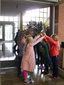 1.Schultag Kepler